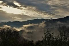 Vista verso Luicciana